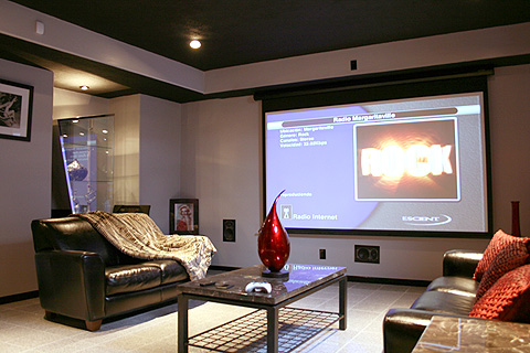 Home Theater / Media Room Part 50